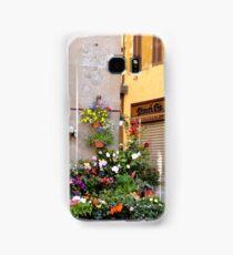 Vendors in Lucca Samsung Galaxy Case/Skin