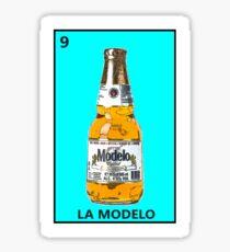La Modelo Sticker