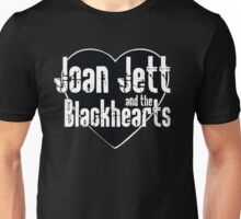 Joan Jett And The Blackhearts Unisex T-Shirt