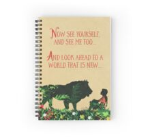NOW SEE YOURSELF Spiral Notebook