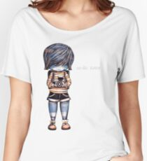Smile Baby - Retro Tee Women's Relaxed Fit T-Shirt