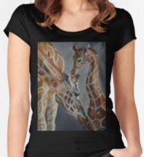 Motherhood Women's Fitted Scoop T-Shirt