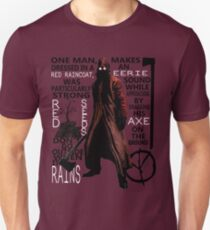 Deadly Premonition - Raincoat Killer T-Shirt