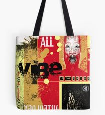 polarity Tote Bag