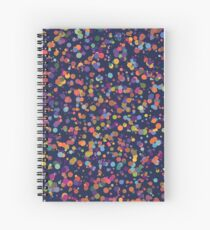Dots, Dots and More Dots Spiral Notebook
