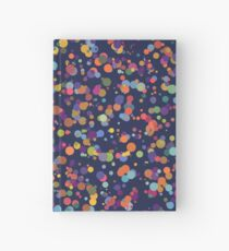 Dots, Dots and More Dots Hardcover Journal