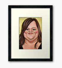 Melissa McCarthy Framed Print