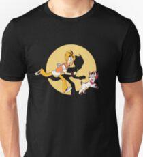 Mystery Skulls Animated - Arthur Tintin Unisex T-Shirt