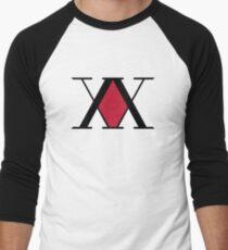 Jäger x Jäger Logo Baseballshirt für Männer