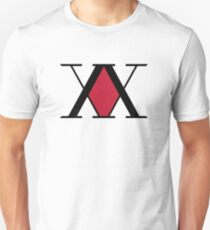 Hunter x Hunter  Logo Unisex T-Shirt