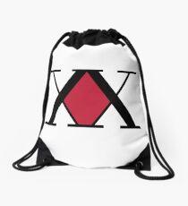 Hunter x Hunter  Logo Drawstring Bag