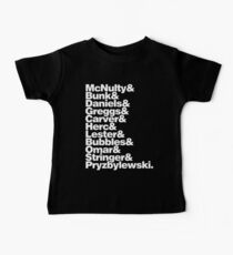 THE WIRE Baby Tee