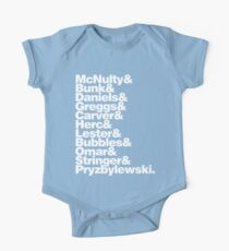 THE WIRE Kids Clothes