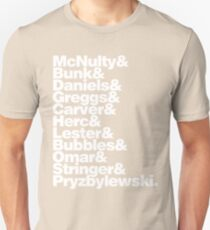 THE WIRE T-Shirt