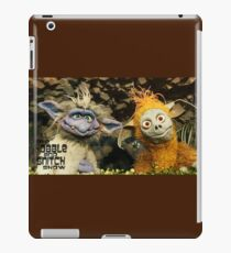 Hobble Snitch iPad Case/Skin