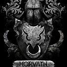 Horvath Shirt Design by Visceral Creations