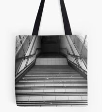 Mind The Step Tote Bag