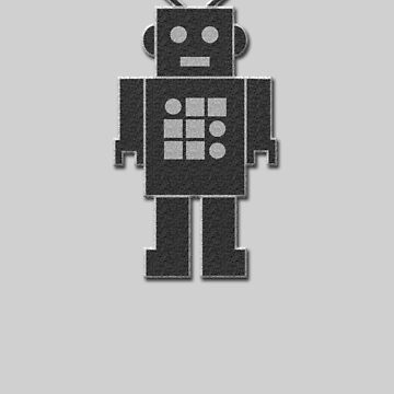 60s Robot by etraphagan