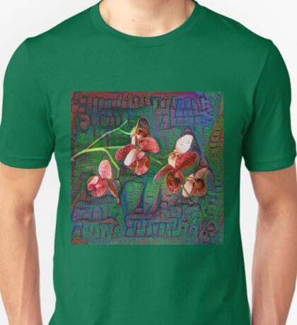 Phalaenopsis A #DeepDream T-Shirt