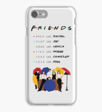 Be like Friends • TV show iPhone Case/Skin