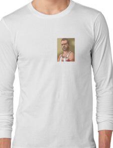 Bruce Willis Long Sleeve T-Shirt