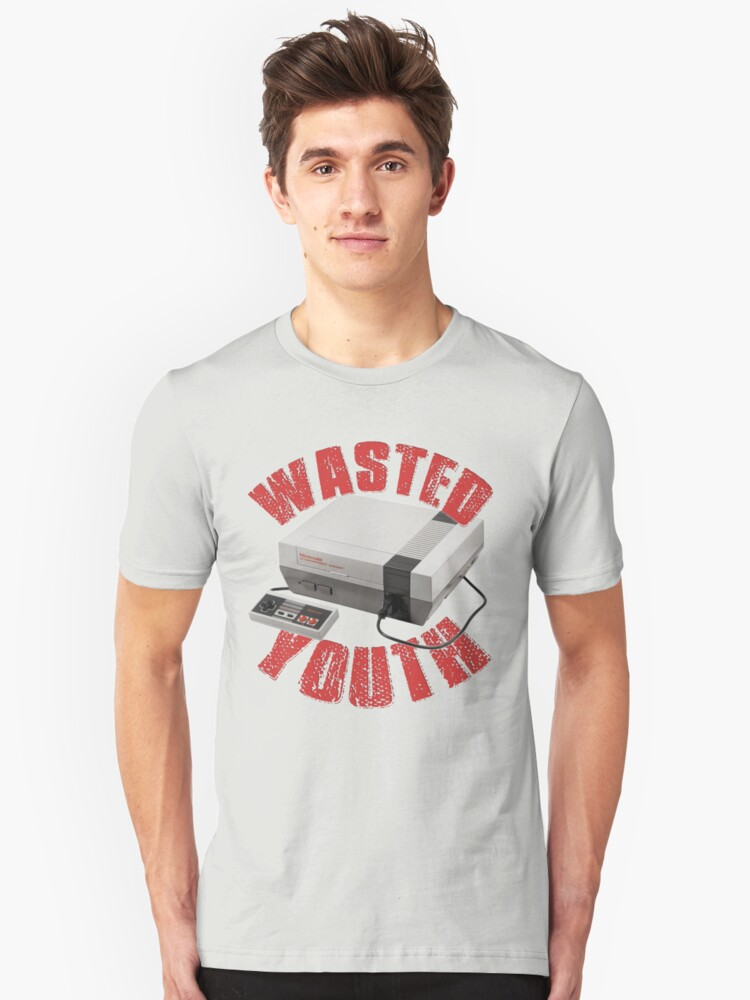Wasted Youth by etraphagan