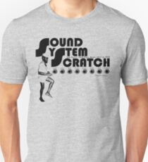 Sound System Scratch : Dub Plate Mixes 1973 To 1979 Unisex T-Shirt