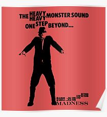 The Heavy Heavy Monster Sound, One Step Beyond Poster