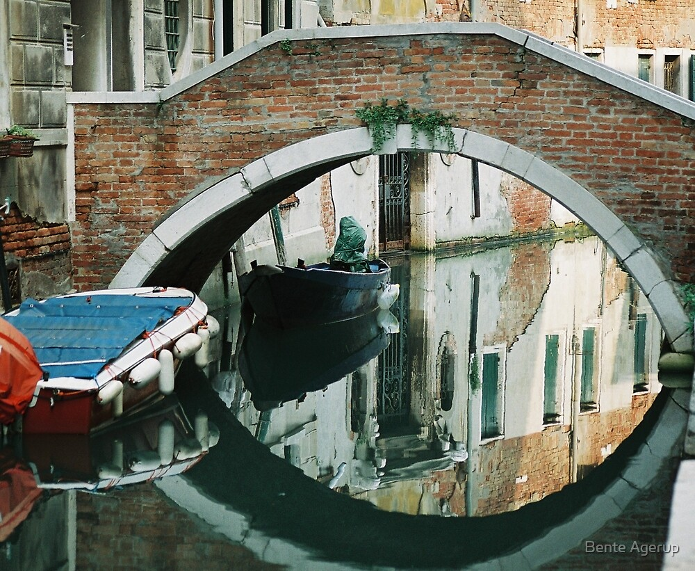 Venice by Bente Agerup