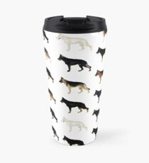 German Shepherd: Variety Pack Travel Mug