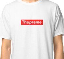 THUPREME (BOX LOGO) [FUCK THUPREME]  Classic T-Shirt
