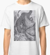 Hungarian horntail - BW Classic T-Shirt