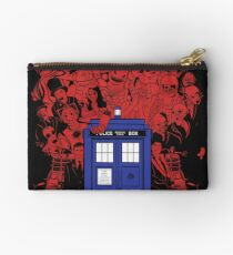 They Have The Phone Box... Studio Pouch