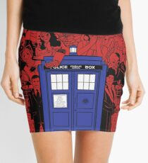 They Have The Phone Box... Mini Skirt