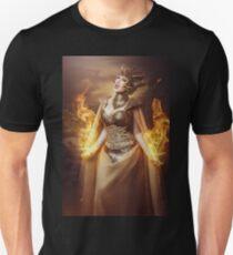 Golden Dragon Unisex T-Shirt
