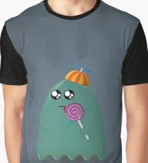 Pac-Man Ghost Graphic T-Shirt