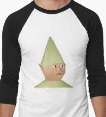 Dank Elf Man [HD] (Dank Memes) Men's Baseball ¾ T-Shirt