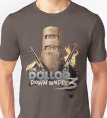 Der Dollop Down Under 3 T Unisex T-Shirt