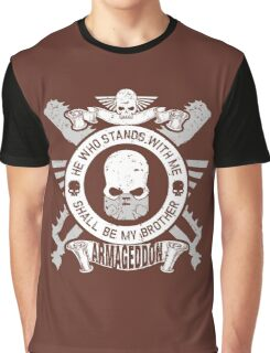 ARMAGEDDON BROTHERS - LIMITED EDITION Graphic T-Shirt