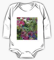 Floral IV One Piece - Long Sleeve