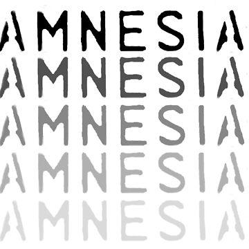 ?¿ amnesia ¿? by iconiclana