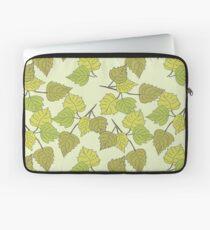 Birch leaves Laptop Sleeve