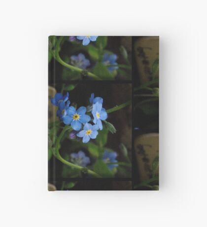 Blue Morning Hardcover Journal