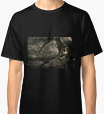 Sketchy Tree Classic T-Shirt