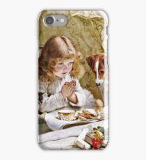 Charles Burton Barber - Suspense  iPhone Case/Skin