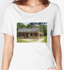 Plantation Sheds Women's Relaxed Fit T-Shirt