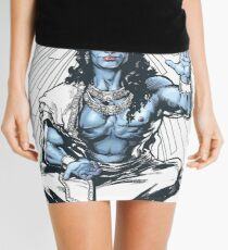 Rama seventh avatar of Vishnu Mini Skirt