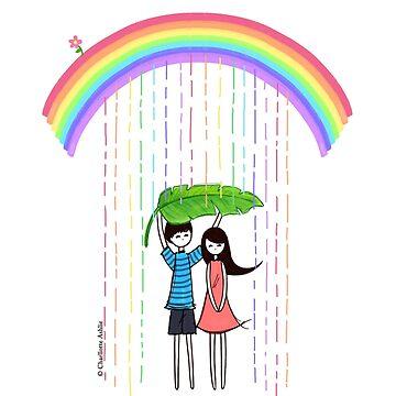 Rain Lover by Dollgift