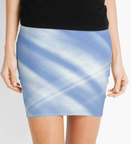 White silence Mini Skirt