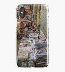 Yangon Newsagency iPhone Case/Skin